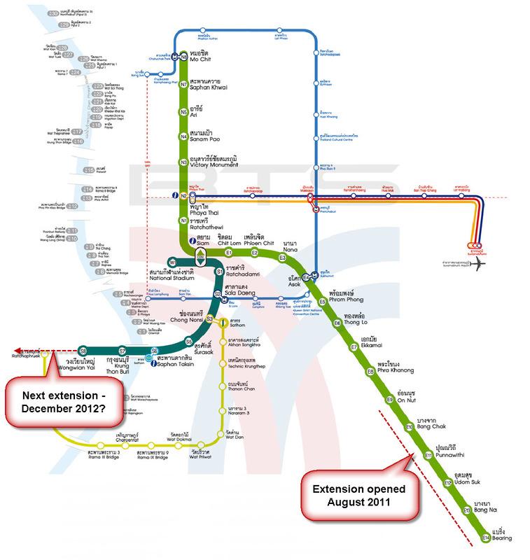 Transit Map 2011-08