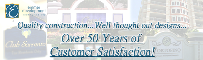 Over 50 Years of Quality Construction! l  Emmer Development Corp.